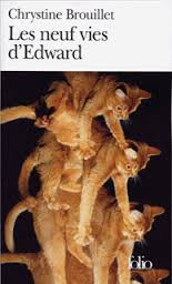 LIVRE les neuf vies d'Edward