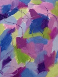 peinture intuitive