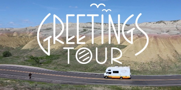Greetings tour