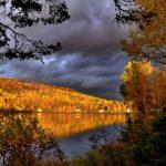 automne quebec