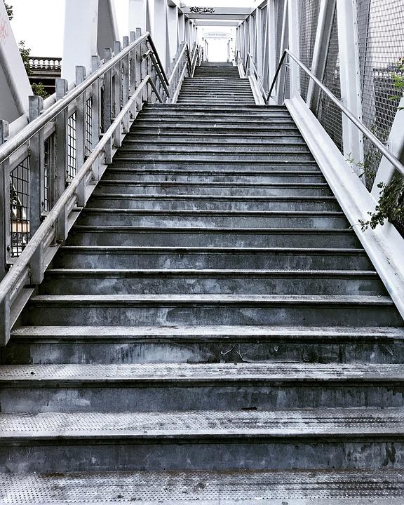 le premier pas est toujours le plus difficile